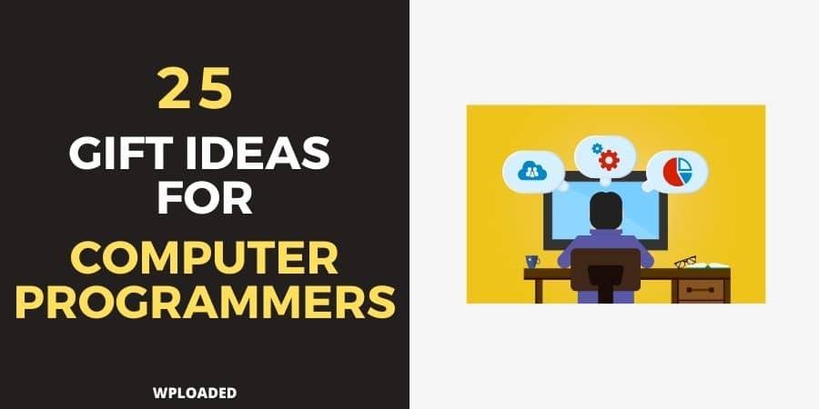 gift ideas computer programmer